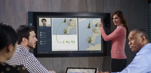 Weekly News Roundup - Surface Hub