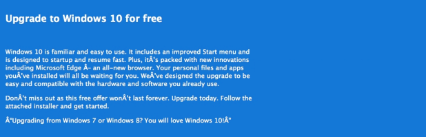 Weekly Surface News Roundup - Bogus Win10