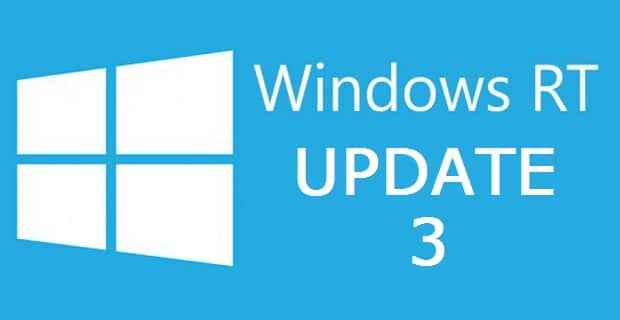 Weekly Surface News Roundup Details about Windows RT Update 3