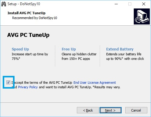 Windows 10 Privacy Issues on Surface - Do Not Spy Ads