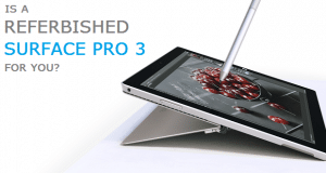 Consider a Refurbished Surface Pro 3