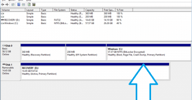 Reclaim Space After Windows 10 Upgrade 4