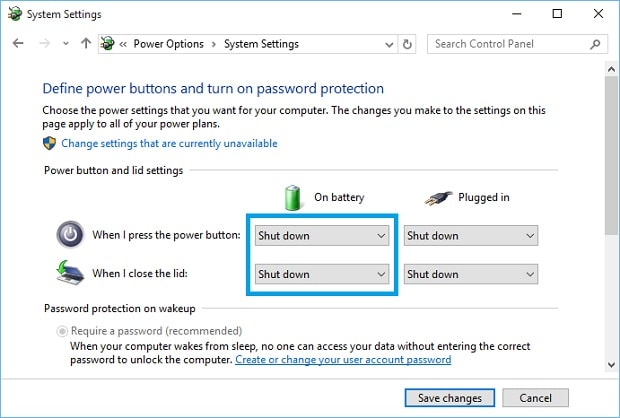 Surface Won't Stay Asleep Device Manager-Set Options