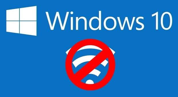 Windows 10 Wi-Fi Issues