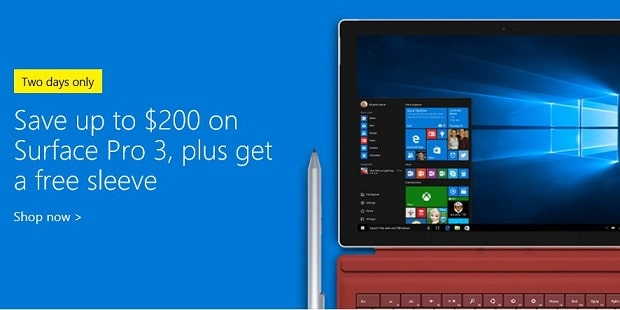 $200 OFF Surface