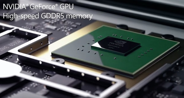 Surface Book GPU Details