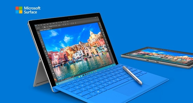 Surface Pro 4 Announced