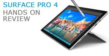Surface Pro 4 Hands On Review