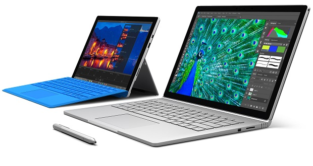 Surface Pro 4 and Surface Book Unboxing