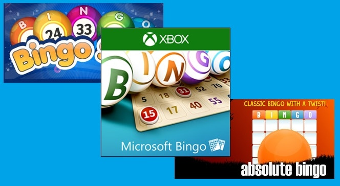 Three Bingo Games To Play On Your Surface Tablet