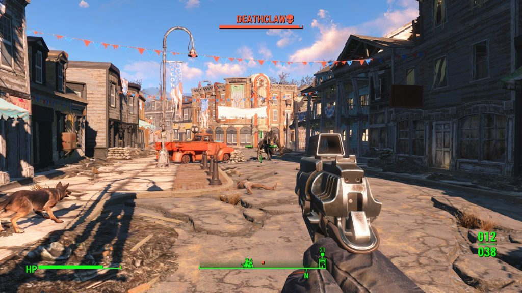 Fallout 4 on Surface Book