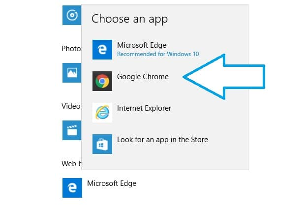 Make Cortana use Google instead of Bing 2