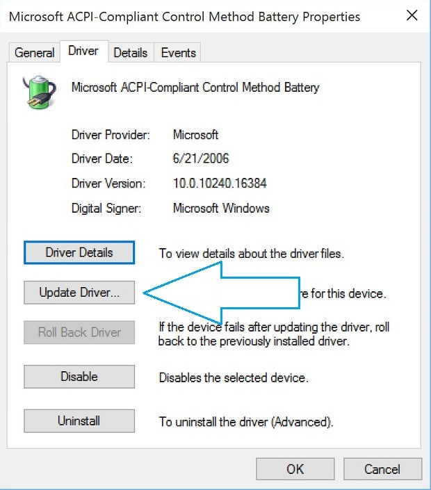 Update Surface Battery Drivers 2