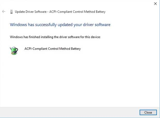 Update Surface Battery Drivers 4