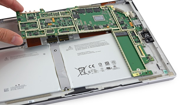 Weekly Surface News Roundup SP4 Teardown