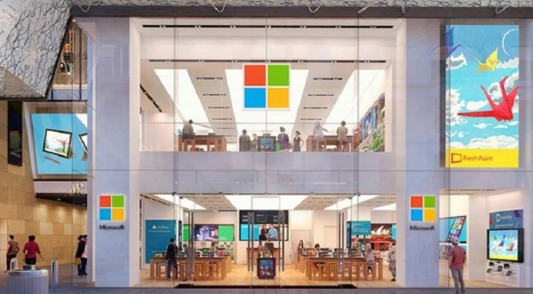 Weekly Surface News Roundup Tim Cook Deluded Diluted Comment microsoft-store