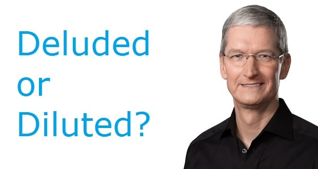 Weekly Surface News Roundup Tim Cook Deluded Diluted Comment