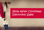 After Christmas Sales On Electronics