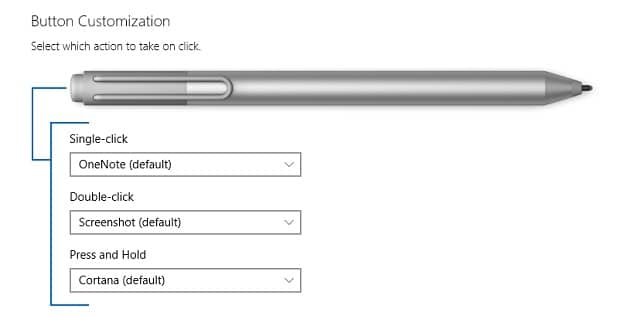 Remap The Surface Pen Button