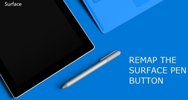 Remap the Surface Pen-Button The Easy Way