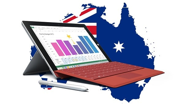 Weekly Surface News Update Surface 3 4g in Australia