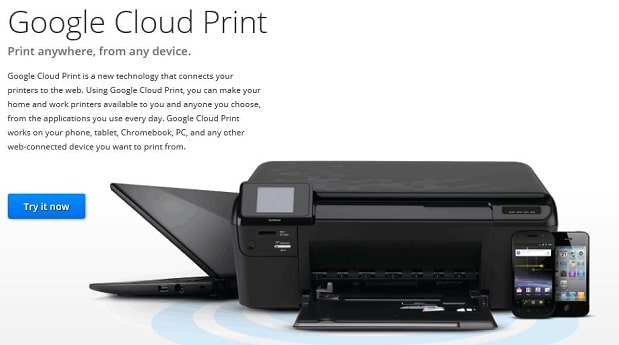 Printing 101 Part 2: Printing With Google Cloud Print Google Cloud Print