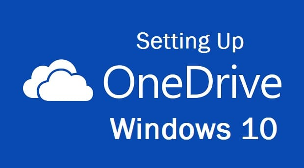 OneDrive On Windows 10