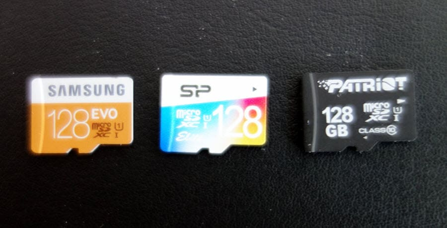 Best microSD card for Surface Pro 4 - Love My Surface