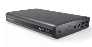 MAXOAK external battery