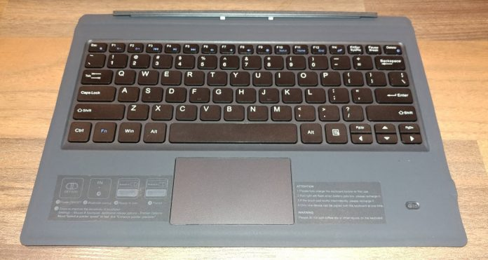 Moko keyboard for Surface Pro
