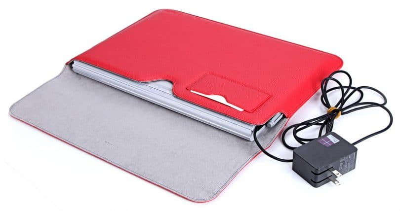 procase as one of the best laptop sleeve for microsoft surface