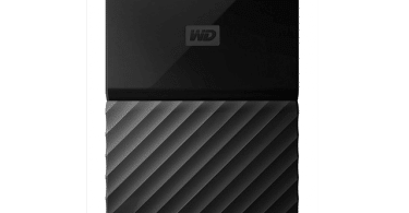 WD My Passport External Hard Drive