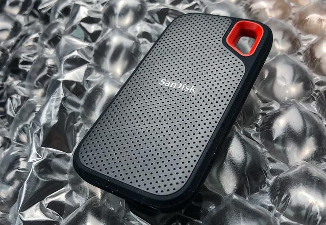 SanDisk Extreme External Hard Drive