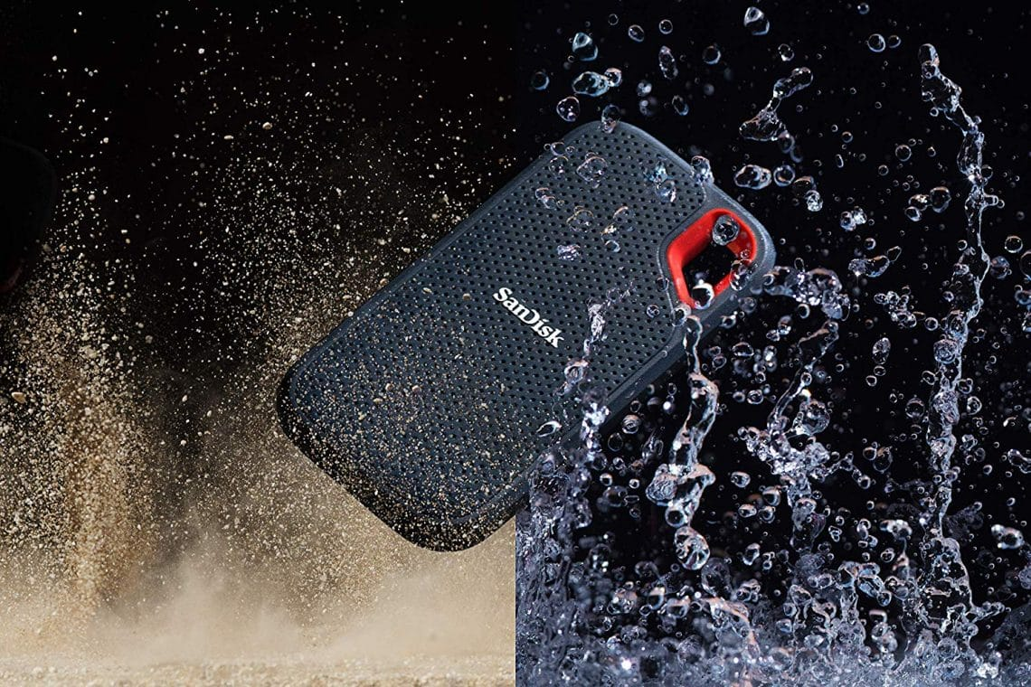 SanDisk Extreme External Hard Drive Review